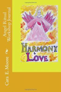 Book Cover: Angel Ritual Workshop Journal