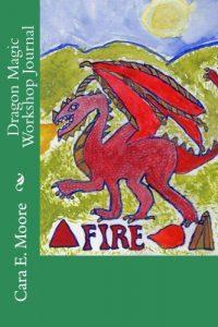 Book Cover: Dragon Magic Workshop Journal