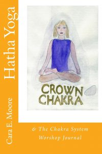 Book Cover: Hatha Yoga & The Chakra System Workshop Journal