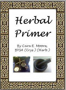 Book Cover: Herbal Primer