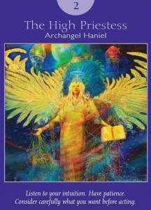 Angel Tarot by Doreen Virtue and Radleigh Valentine